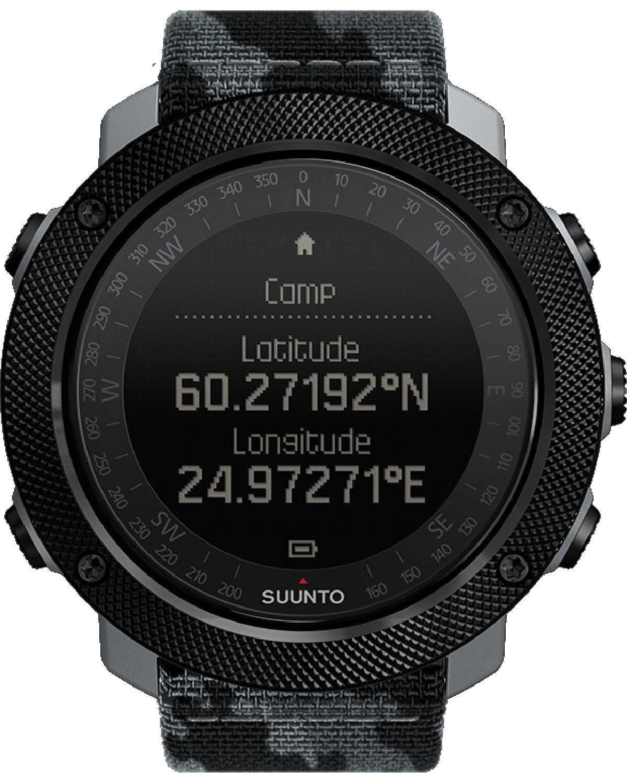Ρολόι Suunto Traverse Alpha Concrete Camo Fabric Strap - SS023446000 ... 1051e8ff606
