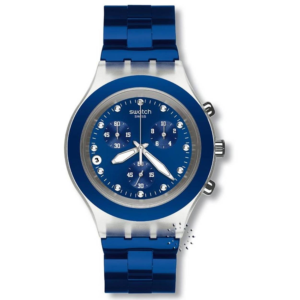 a89695bfa0c9 ... Ρολόι SWATCH IRONY FullBlooded Navy - SVCK4055AG - OROLOI.gr  8d170f25870 ...