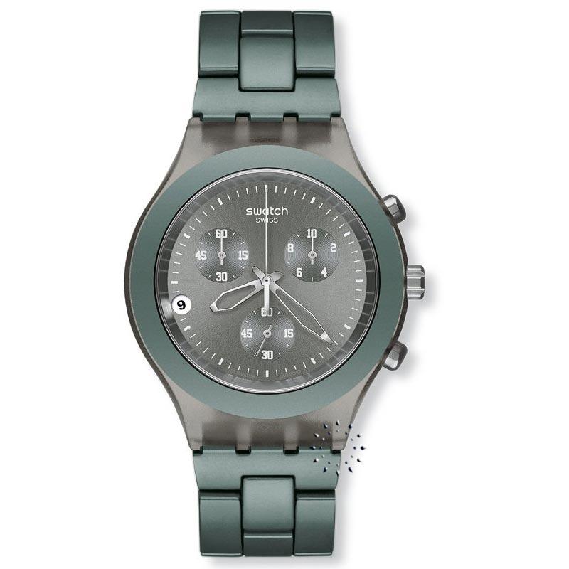 Ρολόι SWATCH IRONY FullBlooded Smoky Grey - SVCM4007AG - OROLOI.gr 088a89d8d5d