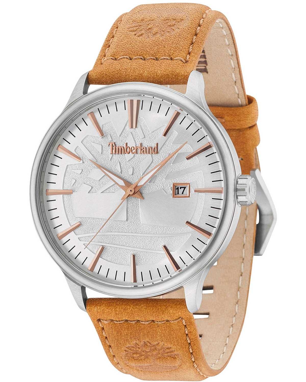 Ρολόι TIMBERLAND Edgemont Brown Leather Strap - TBL15260JS04 - OROLOI.gr ae147a78406
