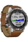 GARMIN MARQ Expedition Edition with Brown Leather Strap